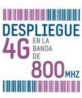 NUEVO DESPLIEGUE DE LA TECNOLOGÍA 4G